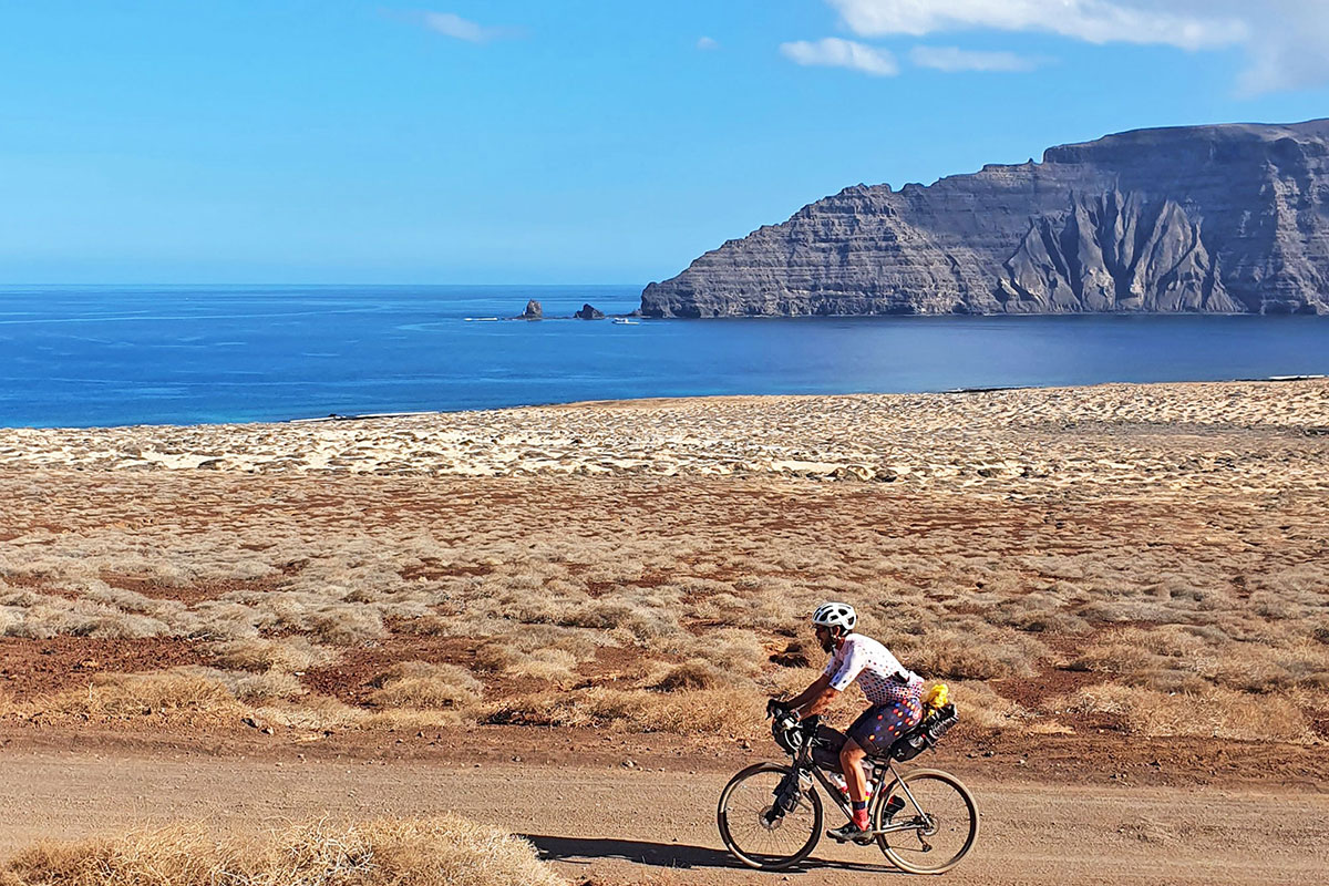 La Graciosa Gravel Bike