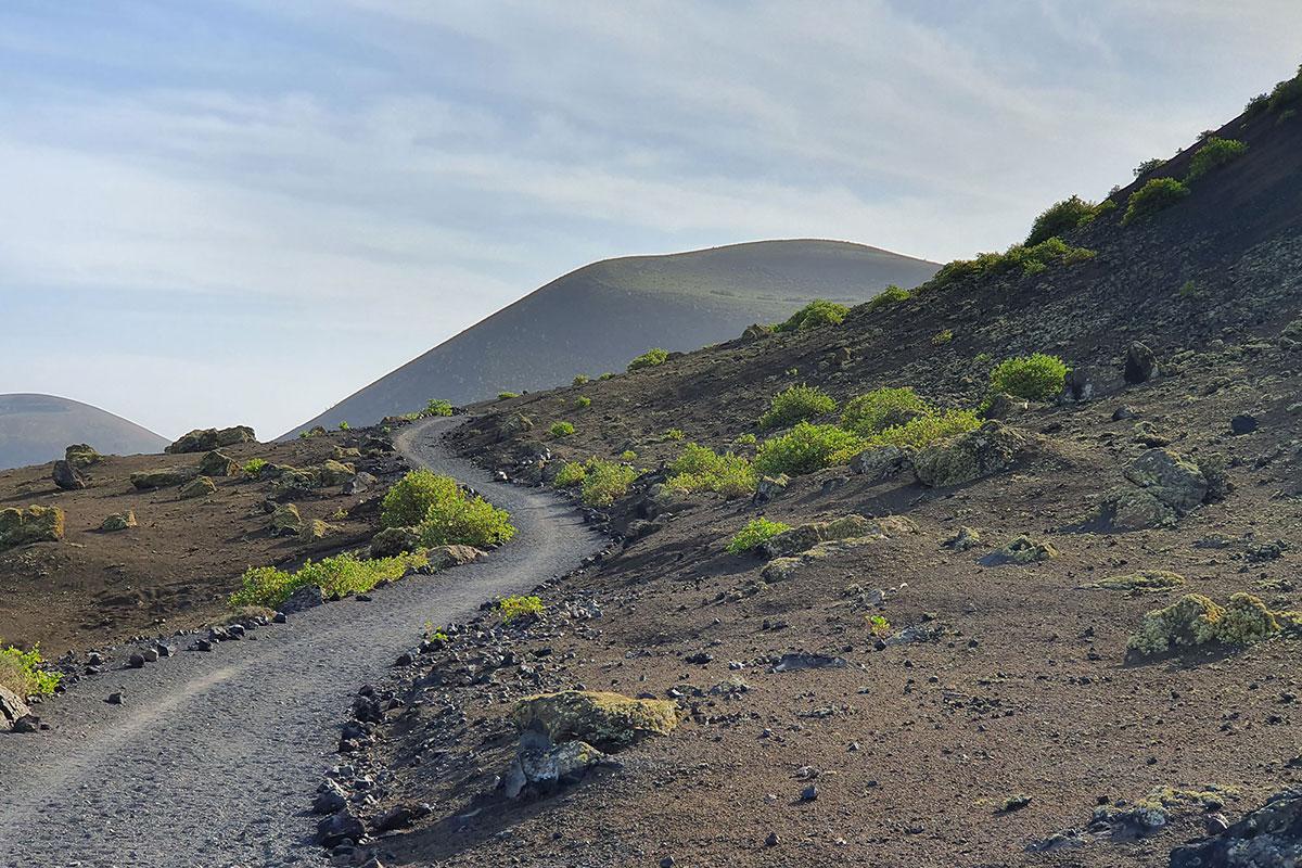 Lanzarote Timanfaya Mtb Gravel