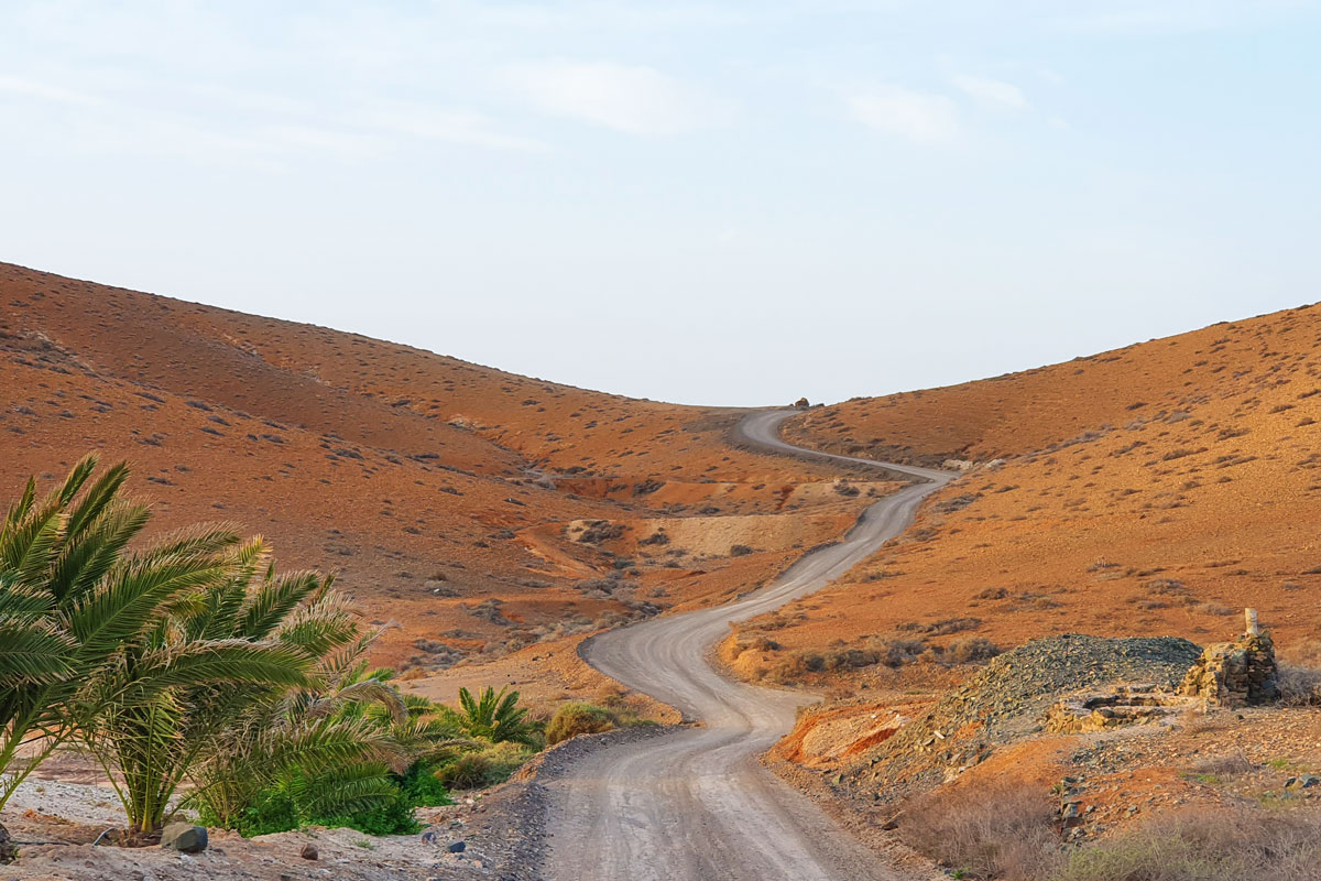 Fuerteventura Bikepacking