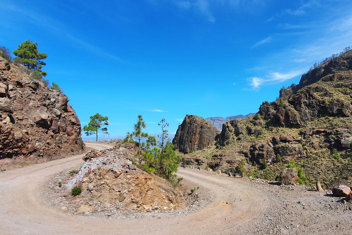 Tirma Gran Canaria mtb bikepacking