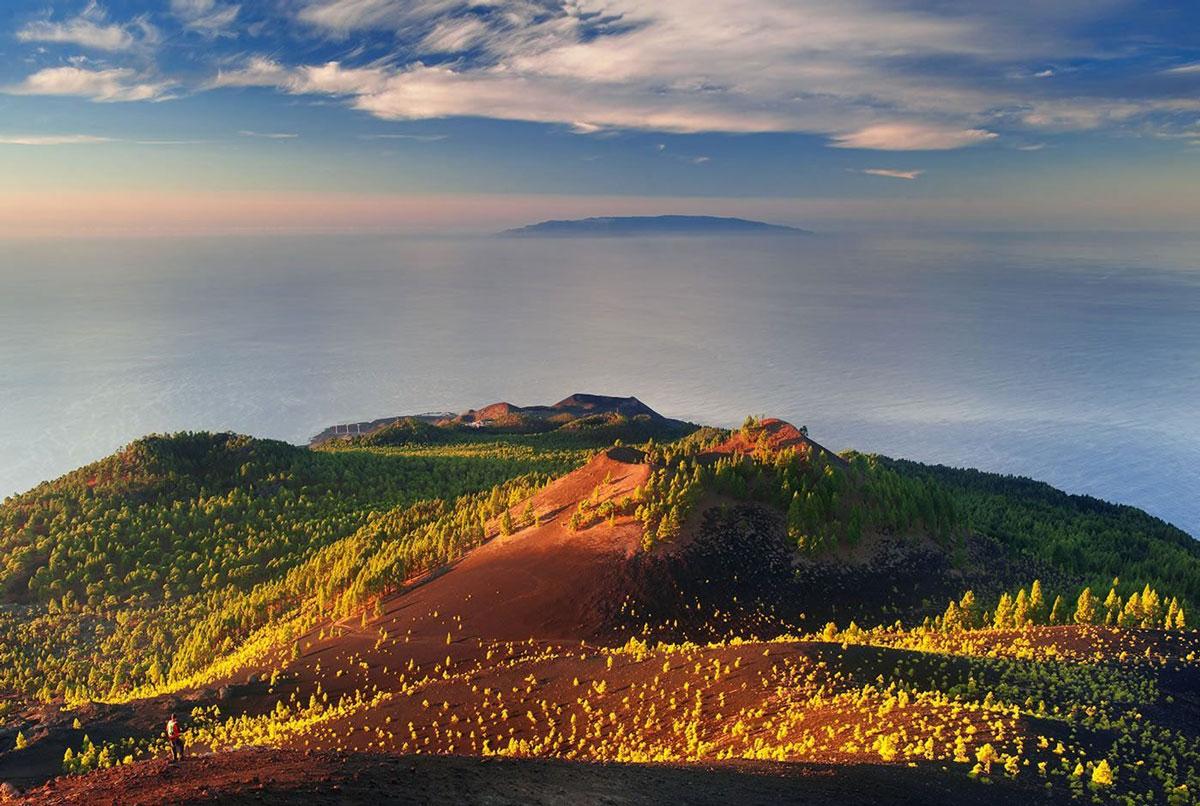 La Palma Cumbre